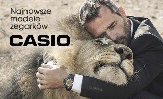 reklama Casio