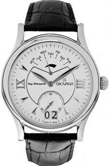 Zegarek męski Grovana 1715.1532-POWYSTAWOWY