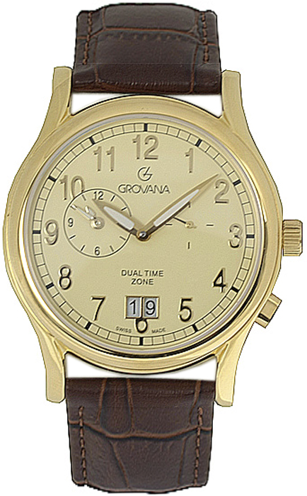 zegarek Grovana 1716.1511 - zdjęcia 1