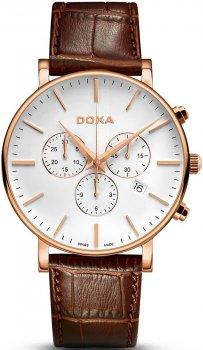 Zegarek męski Doxa 172.90.011.02