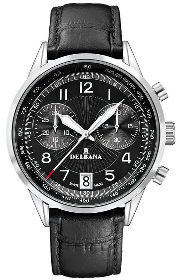 zegarek Delbana 41601.672.6.034 - zdjęcia 1