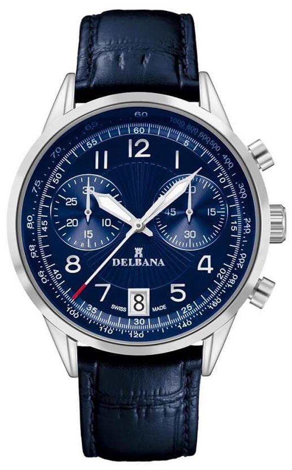 zegarek Delbana 41601.672.6.044 - zdjęcia 1