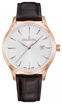 Zegarek męski Delbana 43601.694.6.061