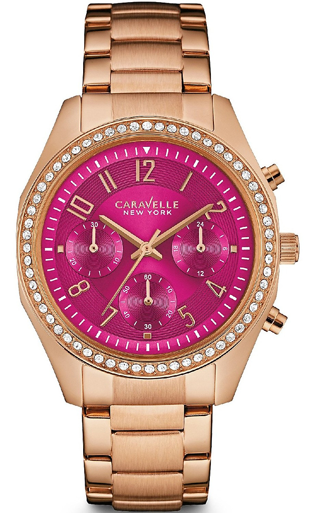 zegarek Caravelle 44L223 - zdjęcia 1