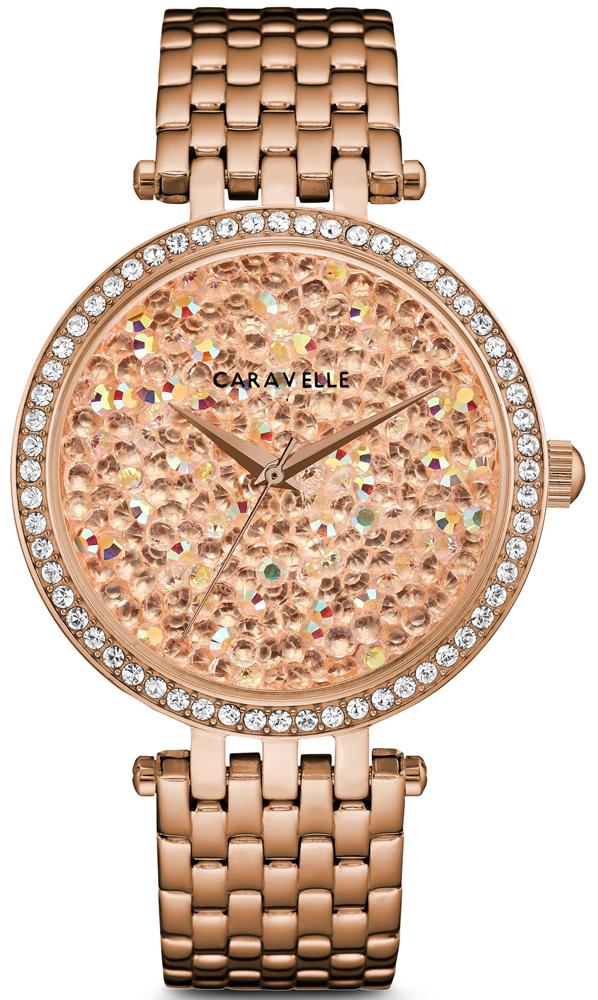 zegarek Caravelle 44L236 - zdjęcia 1