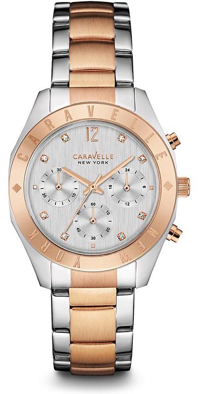 zegarek Caravelle 45L156 - zdjęcia 1