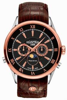 Zegarek męski Roamer 508821.49.53.05