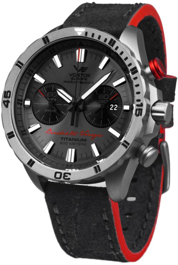 zegarek Vostok Europe 6S21-320H391 - zdjęcia 1