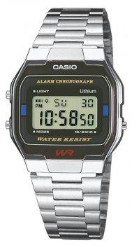 Zegarek męski Casio A163WA-1QES