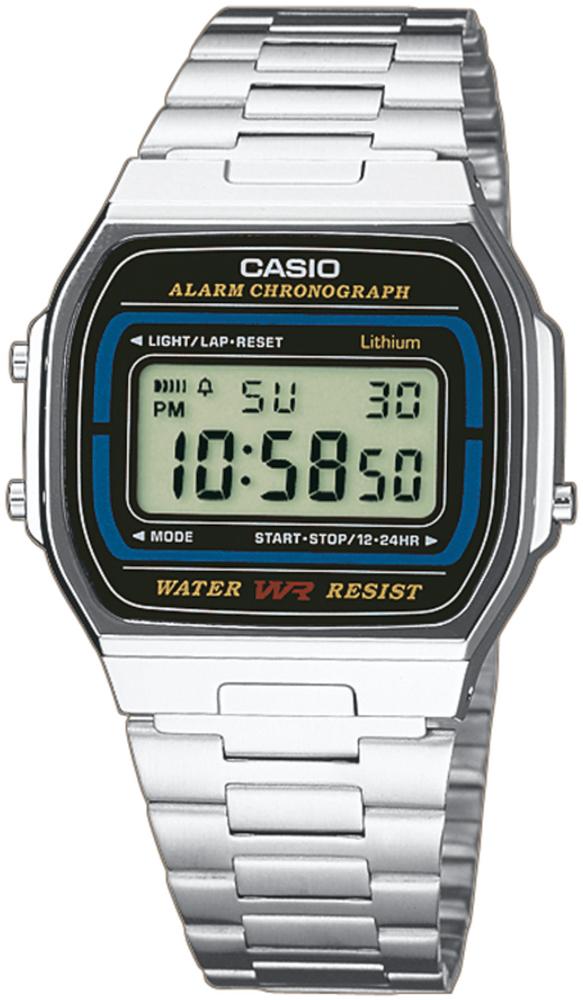 zegarek Casio A164WA-1VES - zdjęcia 1