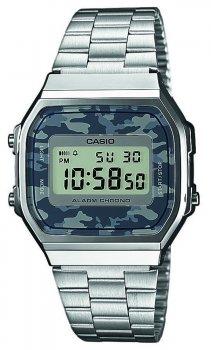 Zegarek męski Casio A168WEC-1EF-POWYSTAWOWY