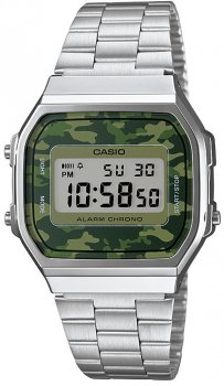 Zegarek męski Casio A168WEC-3EF