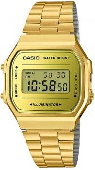 Zegarek męski Casio A168WEGM-9EF