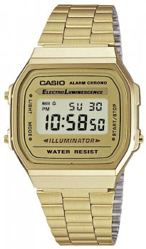 Zegarek męski Casio A168WG-9EF
