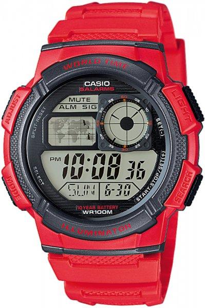 zegarek Casio AE-1000W-4AVEF - zdjęcia 1