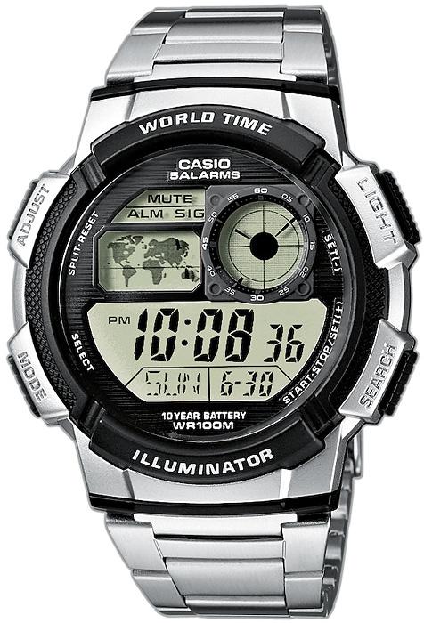 zegarek Casio AE-1000WD-1AVEF - zdjęcia 1