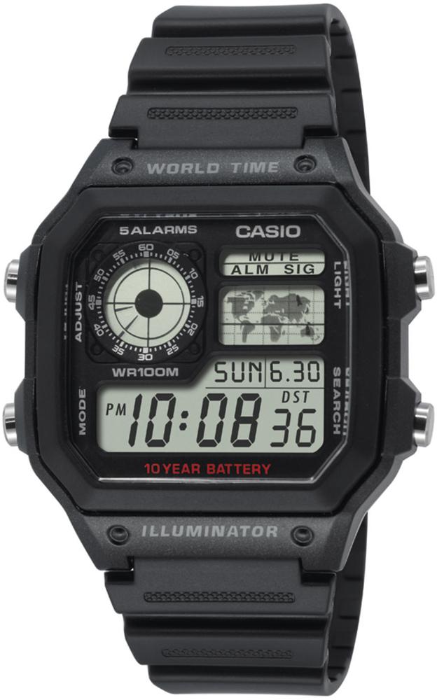 zegarek Casio AE-1200WH-1AVEF - zdjęcia 1