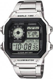 Zegarek męski Casio AE-1200WHD-1AVEF