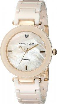Zegarek damski Anne Klein AK-1018IVGB