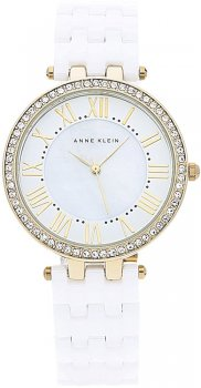 Zegarek damski Anne Klein AK-2130WTGB