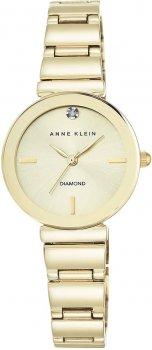 Zegarek damski Anne Klein AK-2434CHGB