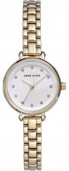 Zegarek damski Anne Klein AK-2662SVGB