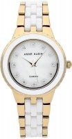 Zegarek damski Anne Klein AK-2712WTGB