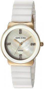 Zegarek damski Anne Klein AK-2714WTGB