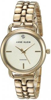 Zegarek damski Anne Klein AK-2794CHGB