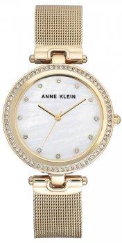 Zegarek damski Anne Klein AK-2972MPGB