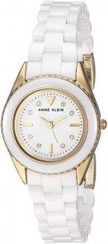 Zegarek damski Anne Klein AK-3164WTGB