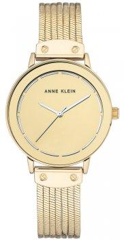 Zegarek damski Anne Klein AK-3222GMGB