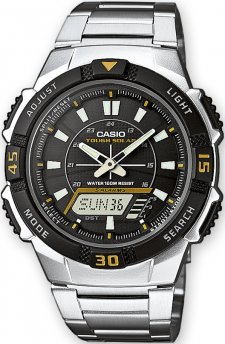 Zegarek męski Casio AQ-S800WD-1EVEF