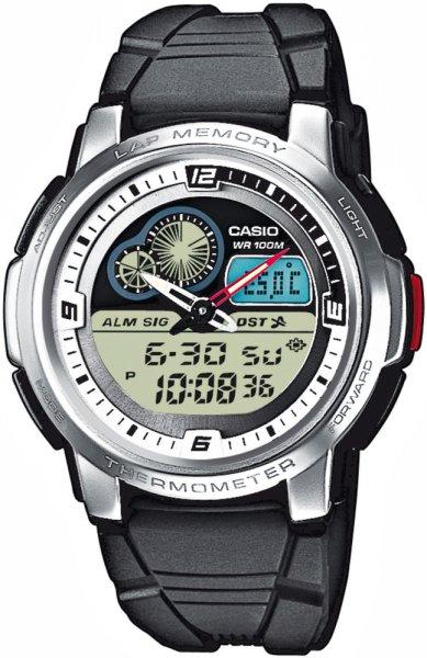 zegarek Casio AQF-102W-7BVEF - zdjęcia 1