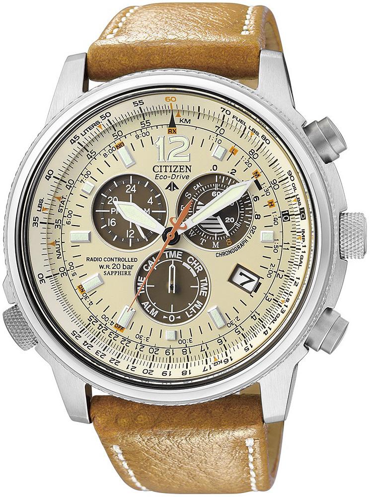 zegarek Citizen AS4020-44B - zdjęcia 1