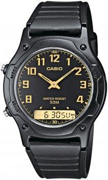 Zegarek męski Casio AW-49H-1BV