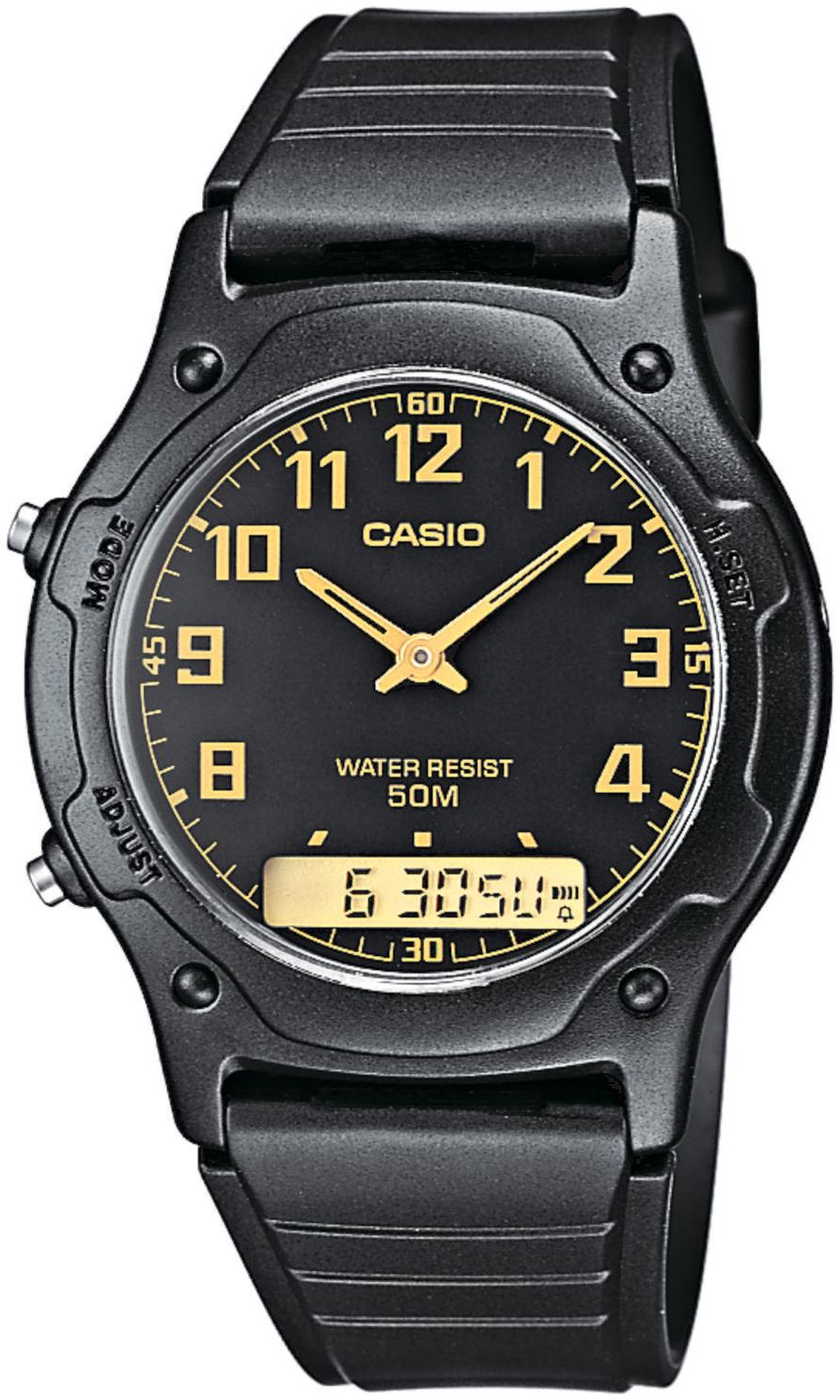 zegarek Casio AW-49H-1BV - zdjęcia 1