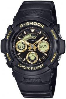 Zegarek męski Casio AW-591GBX-1A9ER