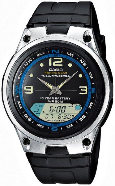 zegarek Casio AW-82-1AVEF - zdjęcia 1