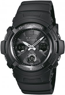 Zegarek męski Casio AWG-M100B-1AER