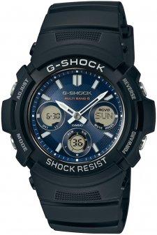 Zegarek męski Casio AWG-M100SB-2AER