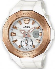 Zegarek damski Casio BGA-220G-7AER