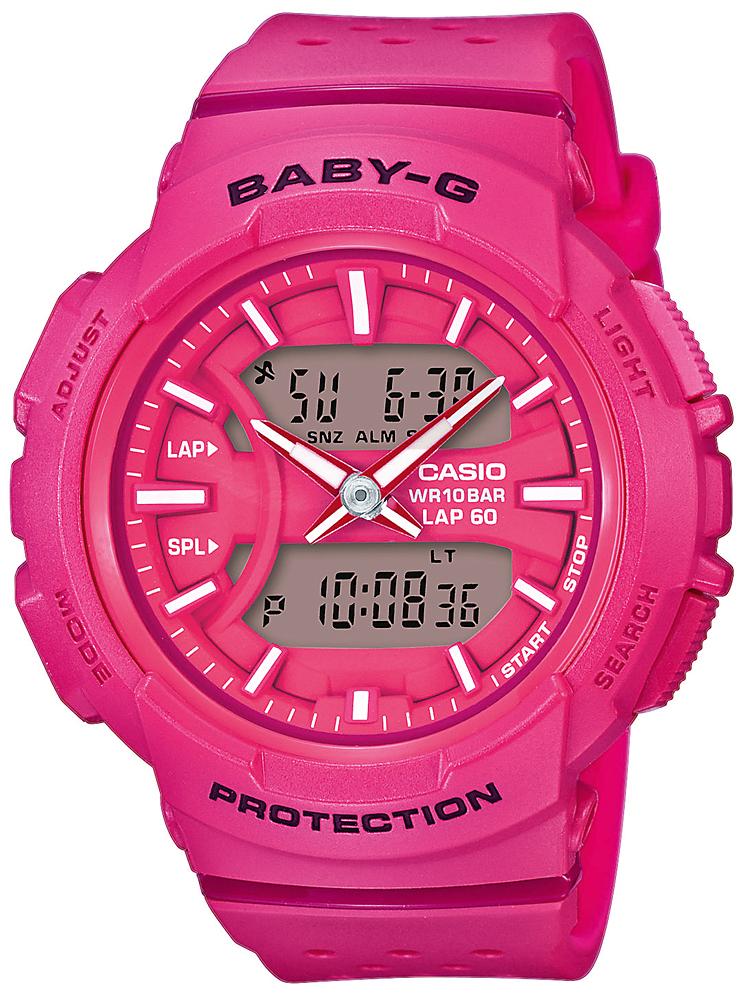 zegarek Casio BGA-240-4AER-POWYSTAWOWY - zdjęcia 1