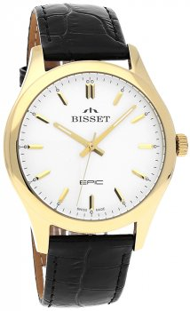 Zegarek męski Bisset BSCC41GISX05BX