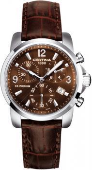 Zegarek damski Certina C001.217.16.297.00