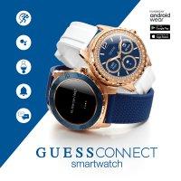 Zegarek męski Guess Connect Smartwatch C1001G2 - zdjęcie 3