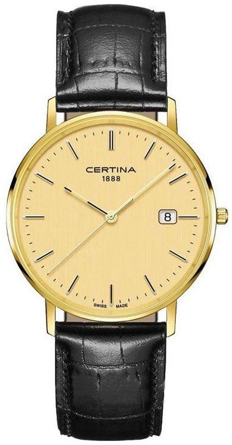 zegarek Certina C901.410.16.021.00 - zdjęcia 1