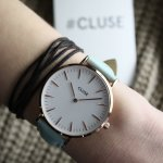 Zegarek damski Cluse La Boheme CL18021 - zdjęcie 5