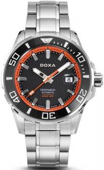 Zegarek męski Doxa D127SBO