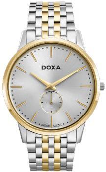 Zegarek męski Doxa D155TWH